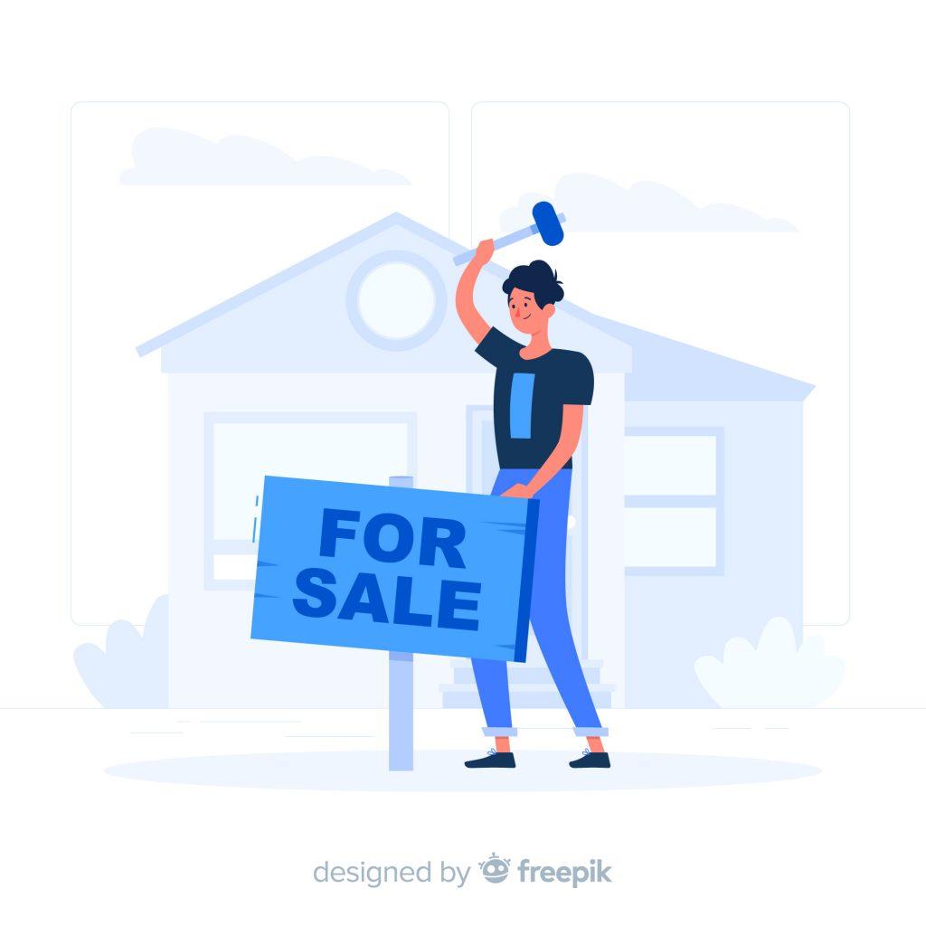 čo ovplyvňuje predaj nehnuteľnosti