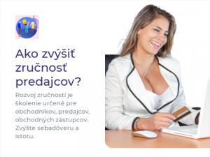 Read more about the article Ako zvýšiť Zručnosti predajcov?