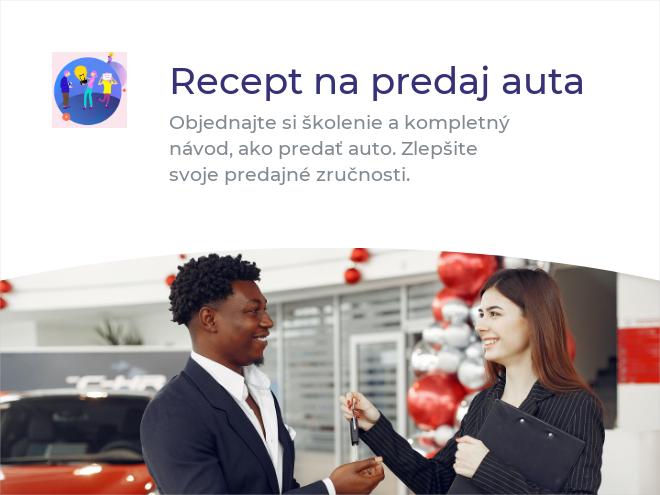 ako predať auto
