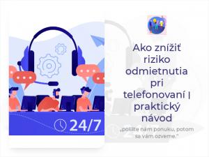 Read more about the article Ako znížiť riziko odmietnutia pri telefonovaní